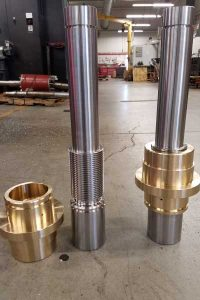 Cone Valve Assembly