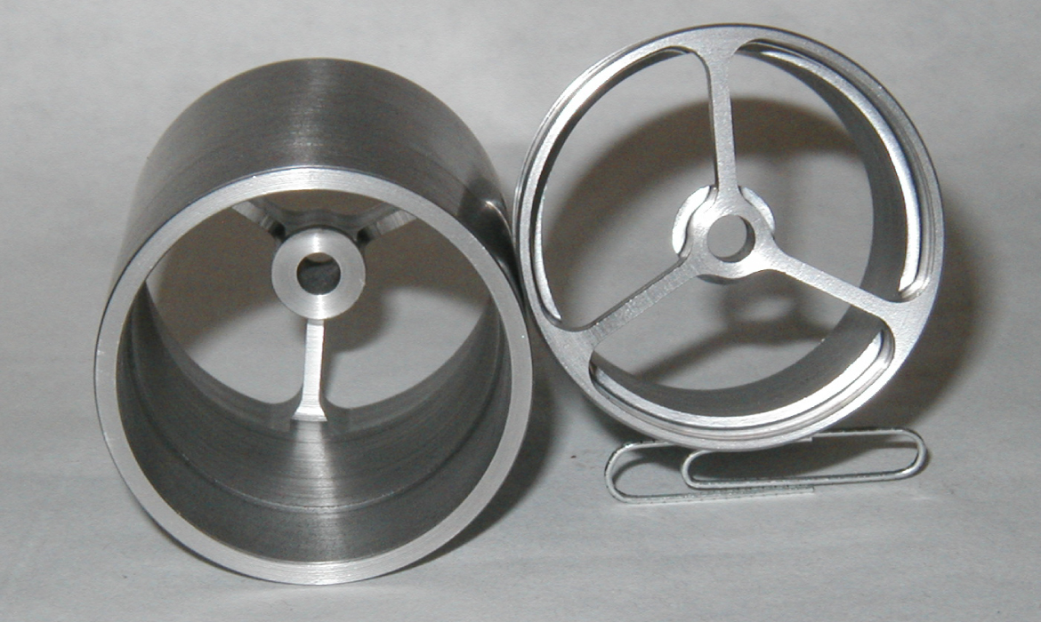 Medical Micro Impellers
