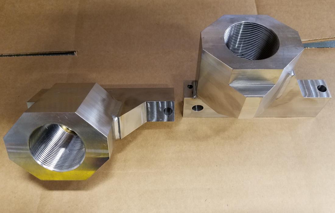 CNC - Precision Mount