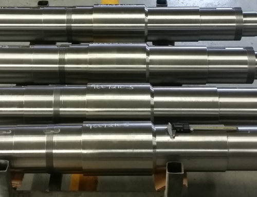 Exact Duplicate Shafts