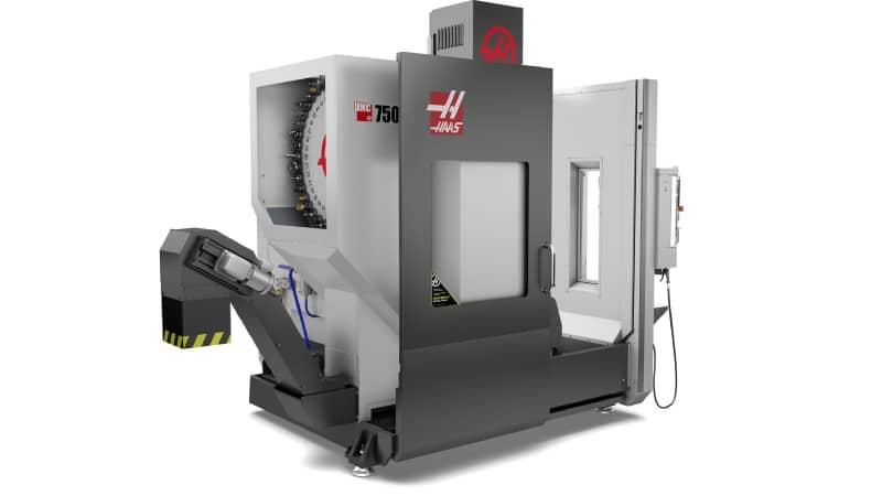 Haas UMC-750 5-Axis