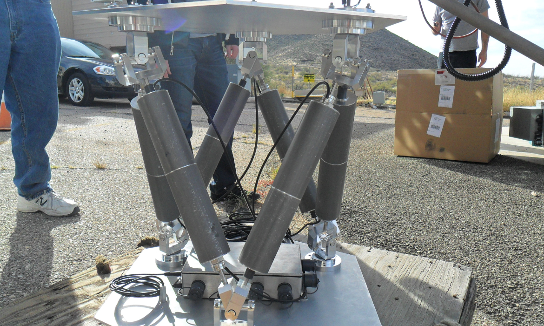 Satellite Tracking Platform