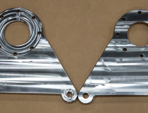 Frame Bearing End Plates